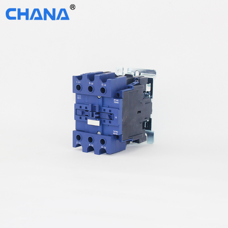 CE CB and TUV approved 95A 3NO main contact plus 1NO auxiliary AC magnetic Contactor