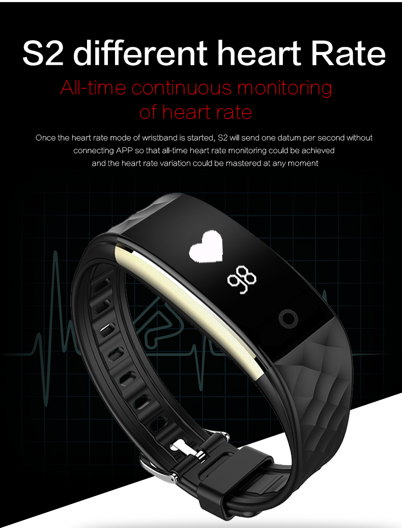 ODMOEM factory Fitness Tracker with Heart Rate Monitor,IP67 Waterproof Smart Bracelet (6).png