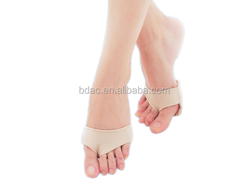bunion sleeve with gel pad foot sleeve toe socks
