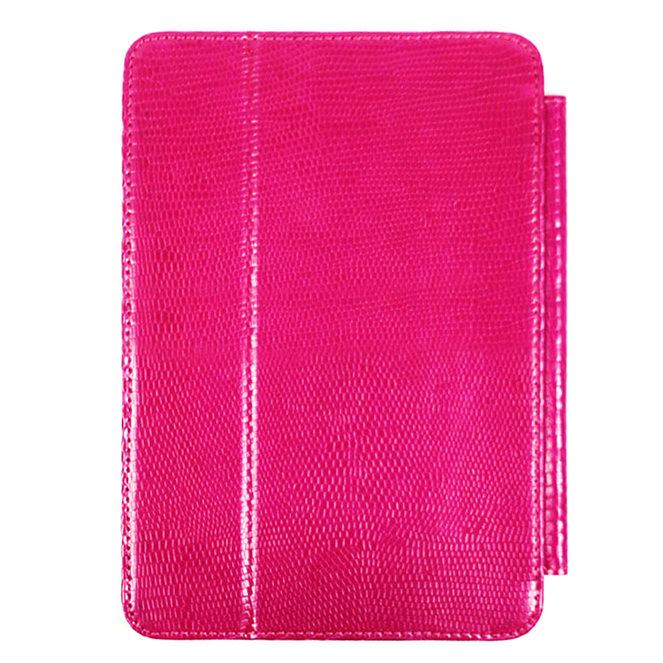 Lizard grain high quality for ipad mini case