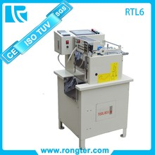 Automatic Velcro Tape Cutting Machine / Auto Ribbon / Tape / Label Cutting Machine