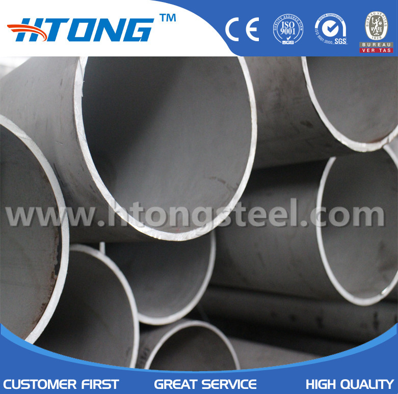 10 inch DN250 310 stainless seamless steel pipe tube 9mm thk for industry