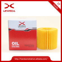 Good Quality Automotive Part Car Oil Filter 04152-37010 TOYOTA PRIUS AURIS