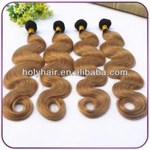 good quality hot sale two colored synthetic braiding hair