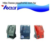 VOIP coin pay phone