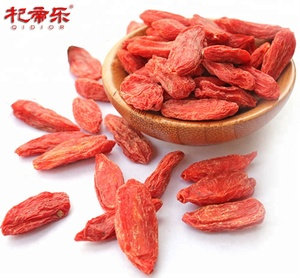 your doctor recommend the healthy fruit Chinese wolfberry as goji snack berries
