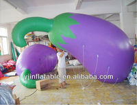 2015 best selling promotion products inflatable fruits inflatable vegetables