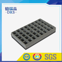 Fiberglass reinforced plastic Molded Grating with concave surface