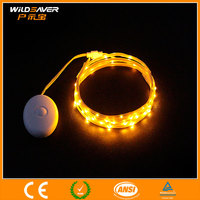 yellow solar flashing warning light/car flashing lights/flashing led lights for bike