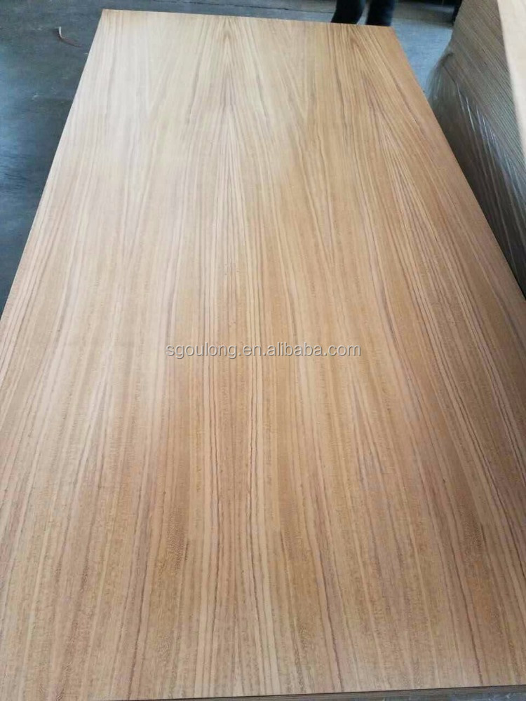 triplay de parota maderas/parota wood thin panels sale in 18mm Mexico