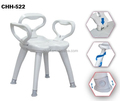 Premium lightweight toilet bath chair