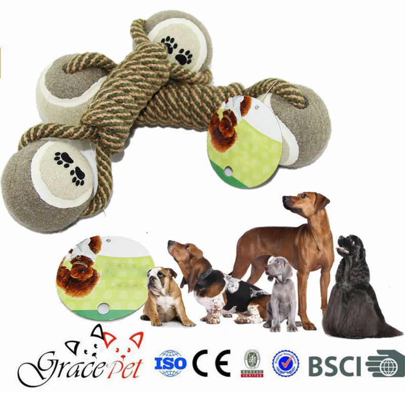 High Quality Cotton Rope Dog Sex Toy Littlest Pet Shop
