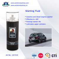 Starting Fluid/Professional Car Care Products Fluid Quick Starting Spray Low Temperature