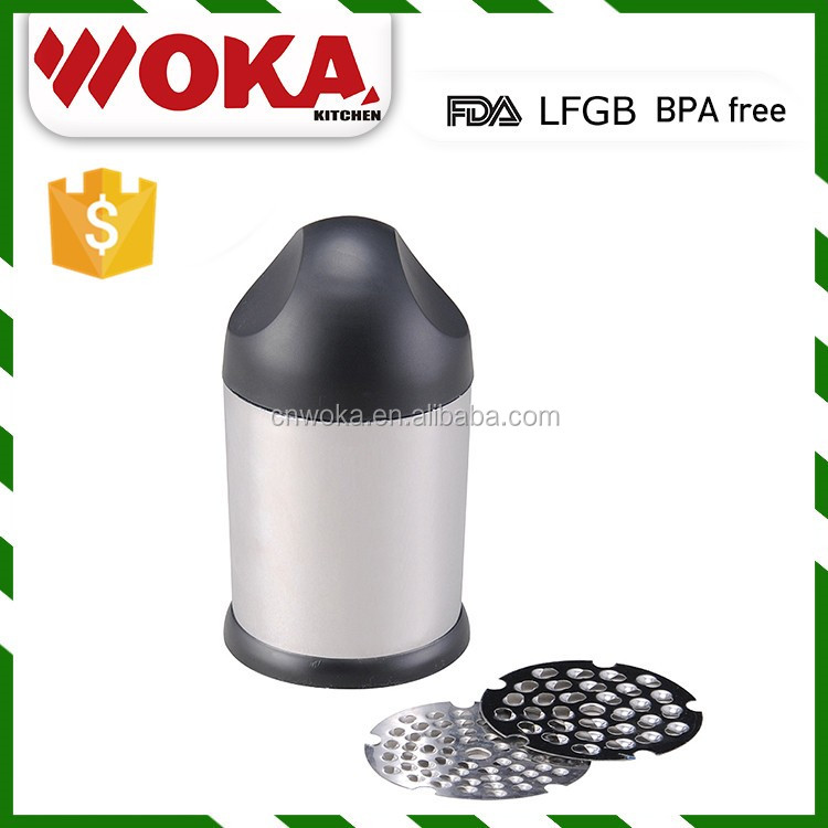 Househeld Food Grinding Tools 2 In 1 Multi Shredding Cheese Grater