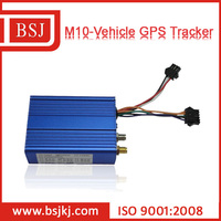 GPS fuel consumption solution to monitor the fuel level change in real time M10