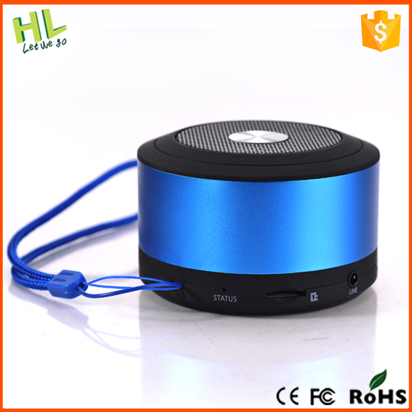 2015 New High-end latest mini bluetooth speaker with fm tf card for <strong>mp3</strong>/ihome