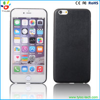 Factory Sale Custom Logo Ultra Thin Soft PU Case For Apple iPhone 6 Case