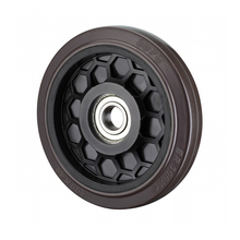 YUPA ER Plastic Super Heavy Duty Forklift Wheels Industrial Wheel Castors