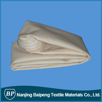 Direct factory supply PPS nonwoven dust filter bag for lime industry