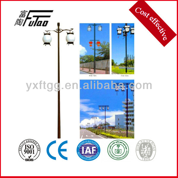 inflatable garden light pole