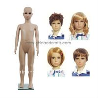 Wholesale realistic children mannequin