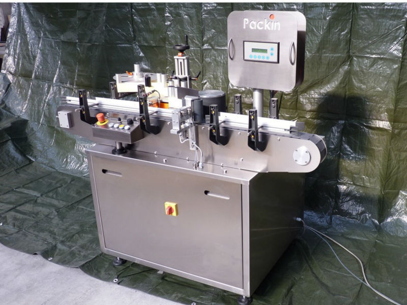Pk-Line-Roto-Rulli Automatic labelling machine for round