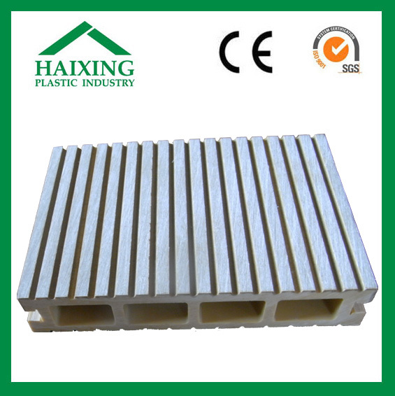 PVC plastic wood plank outdoor flooring