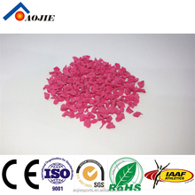 Hot Sales Factory Price Anti-UV Colorful Epdm Rubber Granules EPDM Layflex