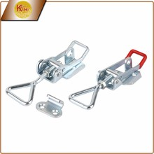Trailer Parts Adjustable Silver toggle latch