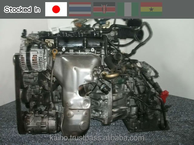 Auto parts NISSAN QR20-DE QUALITY CHECKED BY JRS JAPAN REUSE STANDARD AND PAS777 PUBLICY AVAILABLE SPECIFICATION