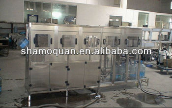 3-5 Gallon Bottled Water Plant, water processing and packaging equipment