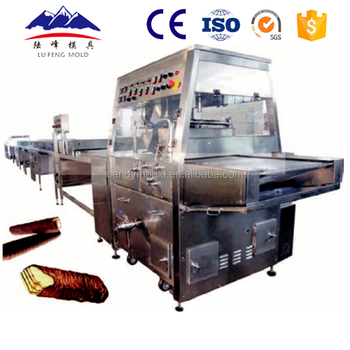 Silicone Chocolate Mold Production Line