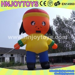 inflatable cartoon characters cool inflatable boy