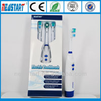 2013 best electric toothbrush with soft nylon bristle, Recycle electric toothbrush, Topping family personalized toothbrush