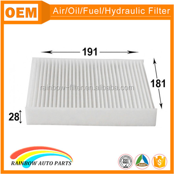 87139-26010 TOYOTA japanese car air conditioner filters