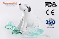 Home and hospital use portable medical air compressor nebulizer for baby and elder care with FDA ,CE&ISO approved