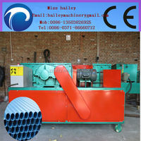 professional and high efficiency steel tube derusting and straightening machine