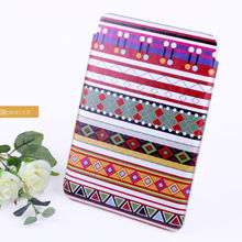 Digital printing customized design leather pouch for ipad mini 2014 new product made in China