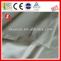 Comfortable antistatic polyester/viscose lining fabric