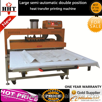 HWT-J701 Large Flat Type Cloth, Glass, Aluminum Heat Press Transfer Printing Machine For Sale