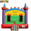 Rainbow Fun Castle House Jumper Inflatables