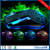 For WFIRST X900-M USB LED changed mouse gaming mouse mice professional breathing light 800/1600/2400/3600 DPI adjustable