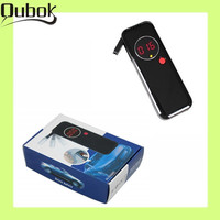 OBK-T06 Alcohol tester with replace mouthpieces,breath alcohol tester remind you drive safety