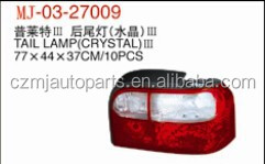 2014 HOT SALE TAILLAMP (CRYSTAL) FOR PRIDE III automobile CAR