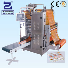 Cheap coconut water low cost milk mineral pharmaceutical water pouch sachet filling packing machine price for sale