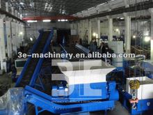 High Efficient of 3E's Heavy-Duty wood shredder machine, for wide use