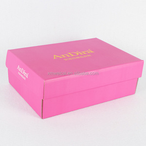 high hardness custom size print paper package box
