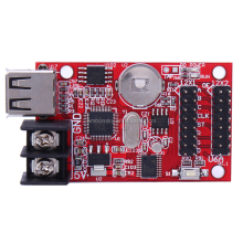 <strong>led</strong> <strong>display</strong> p10 red HD-U6A <strong>led</strong> rgb controller