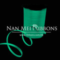 Emerald color Curling Ribbon for balloon use