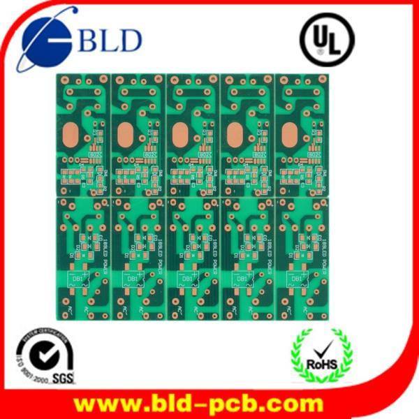 solar panel printed circuit board